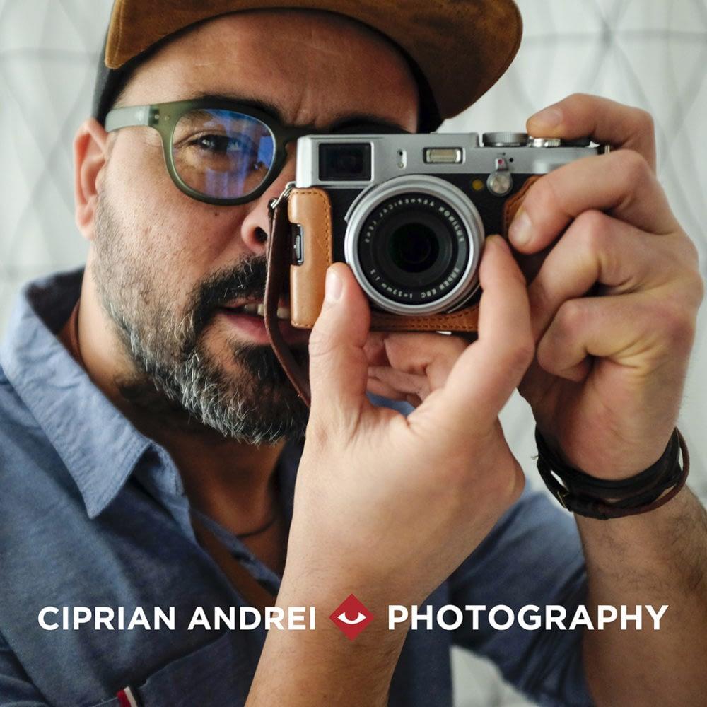 Ciprian Drei fotograf Bucuresti autoportret